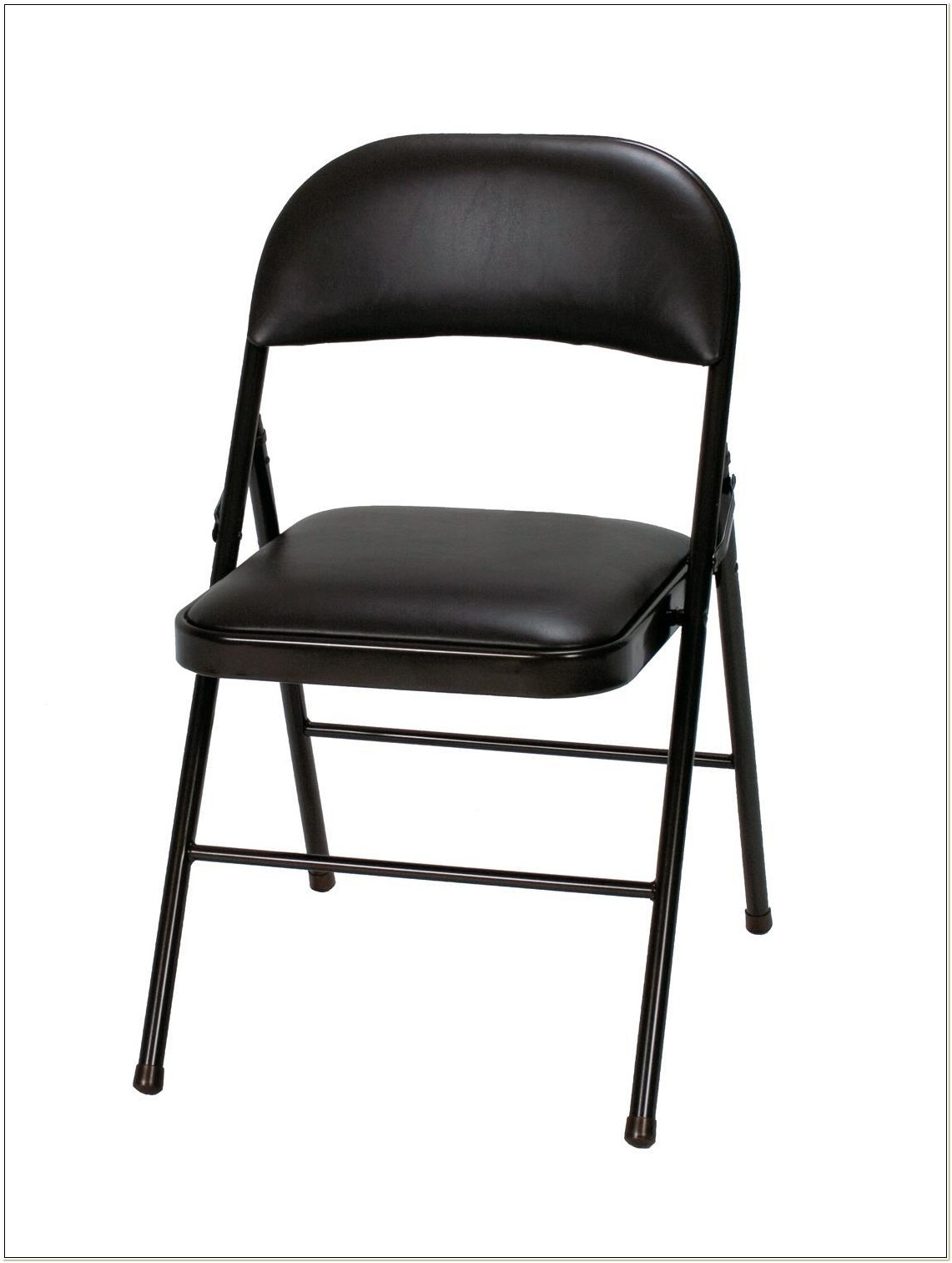 Cosco Folding Comfort Chairs Black
