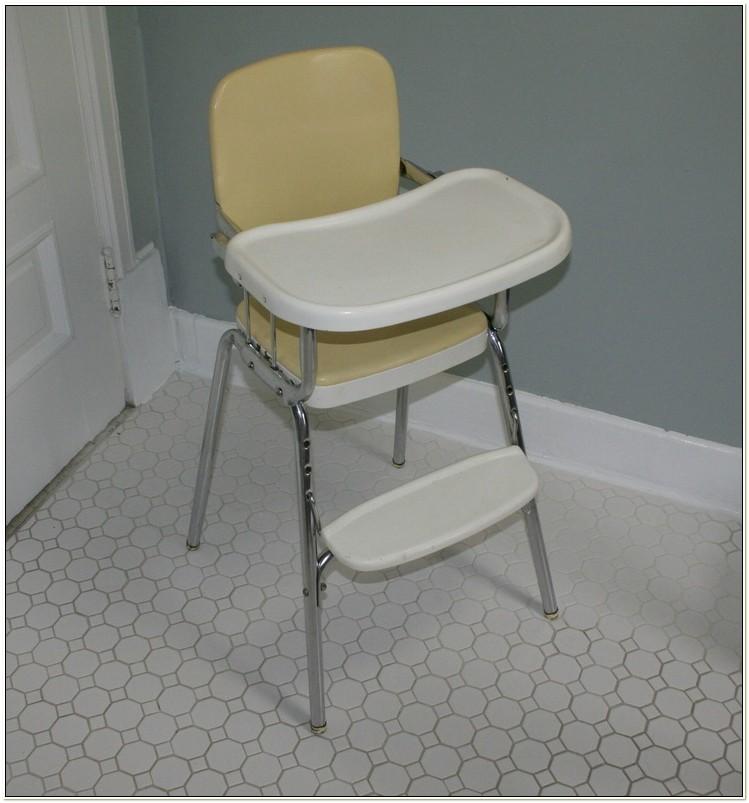 Cosco Metal Folding High Chair