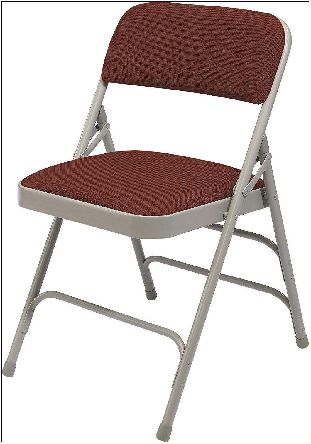 Cosco Xl Series Fabric Padded Folding Chairs