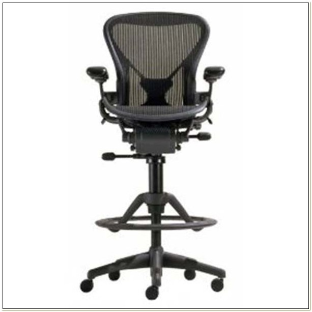 Counter Height Task Chair