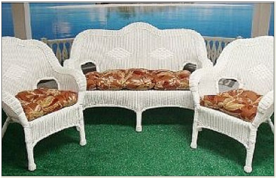 Cushions For Wicker Chairs Indoor