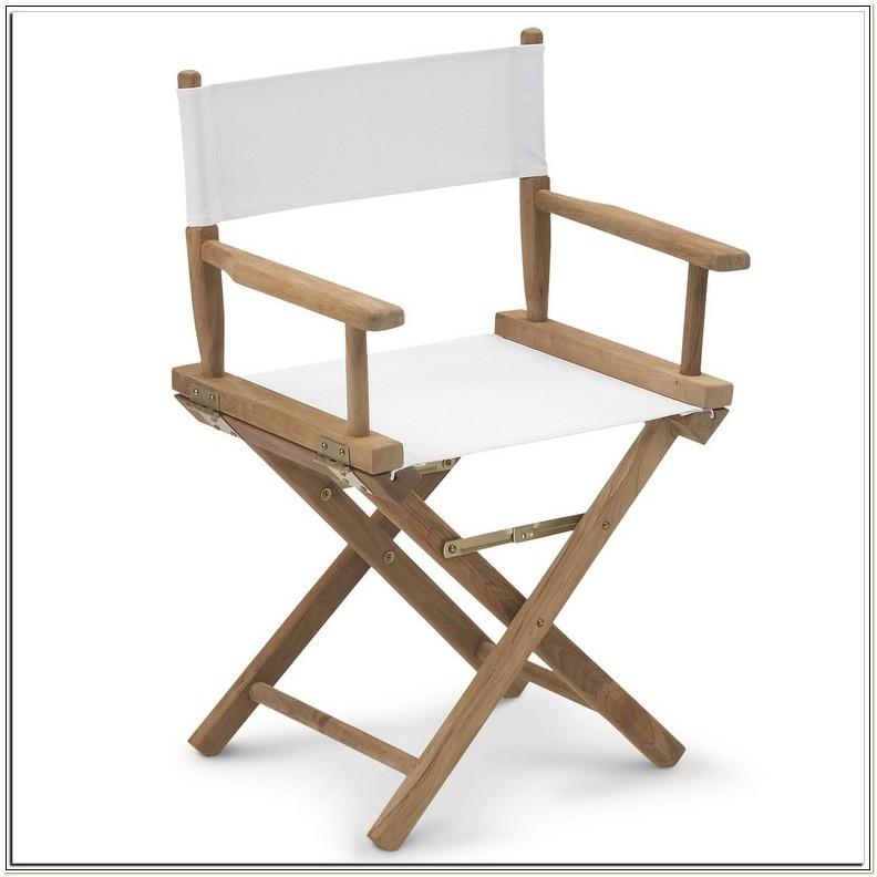 Custom Directors Chair Australia