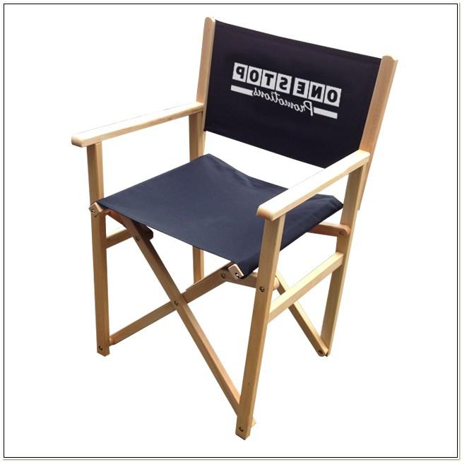 Custom Directors Chair Uk