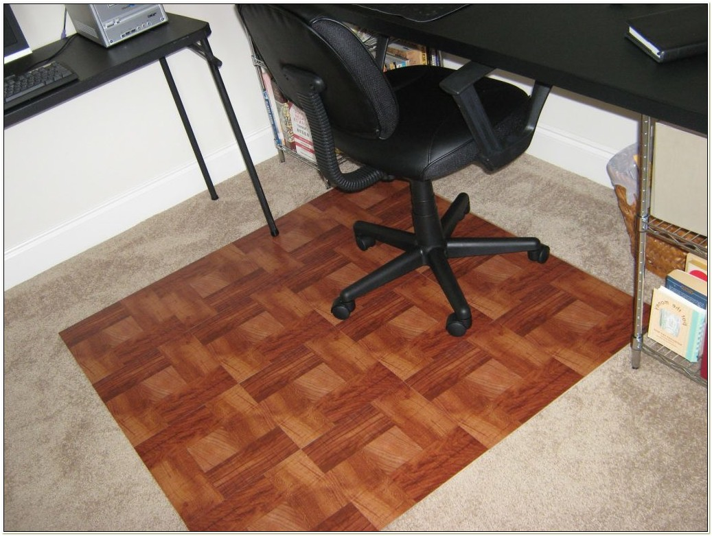 Custom Plastic Chair Mats For Carpet