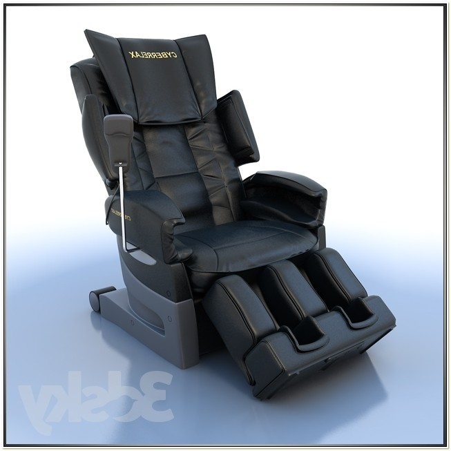 Cyber Relax Ec 3700 Fujiiryoki Massage Chair