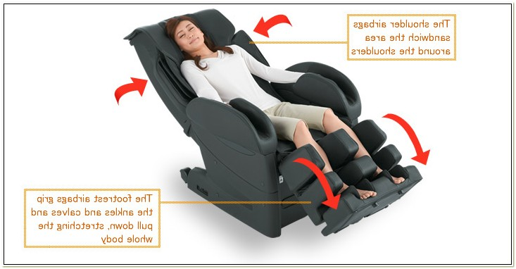 Cyber Relax Ec 3800 Massage Chair