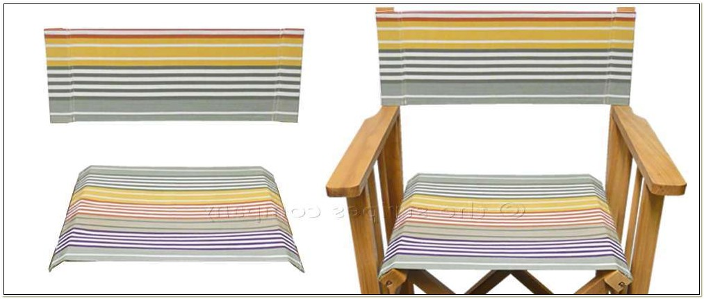 Deck Chair Replacement Canvas