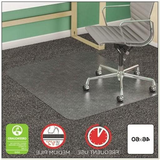 Deflecto Anti Static Chair Mat