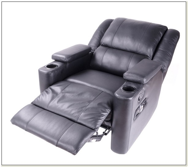 Deluxe X Rocker Recliner Gaming Chair