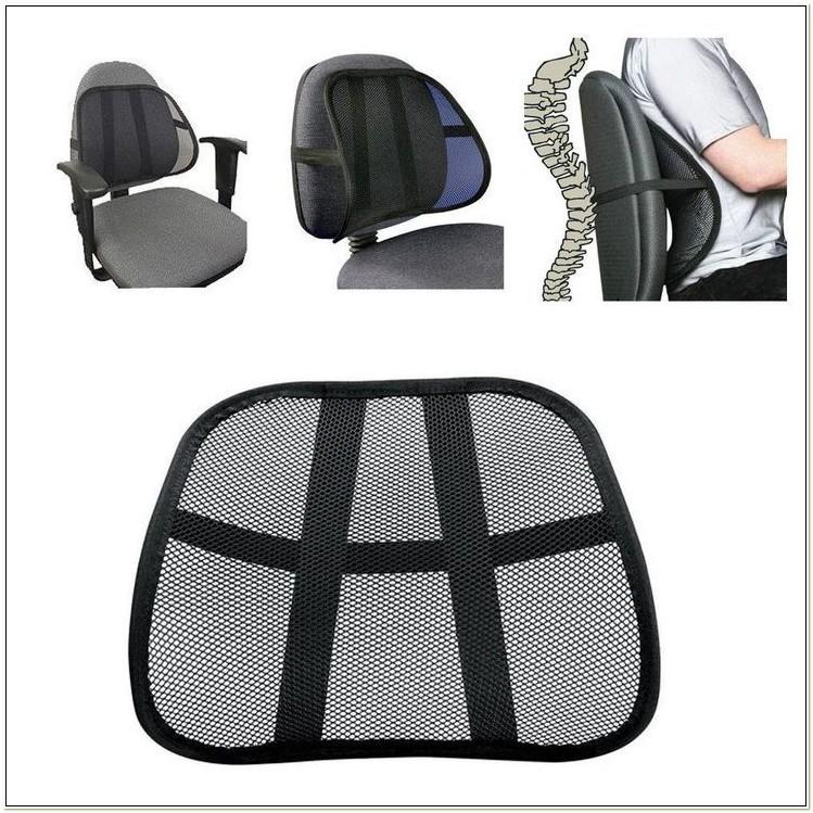 Desk Chair Lumbar Support Cushions
