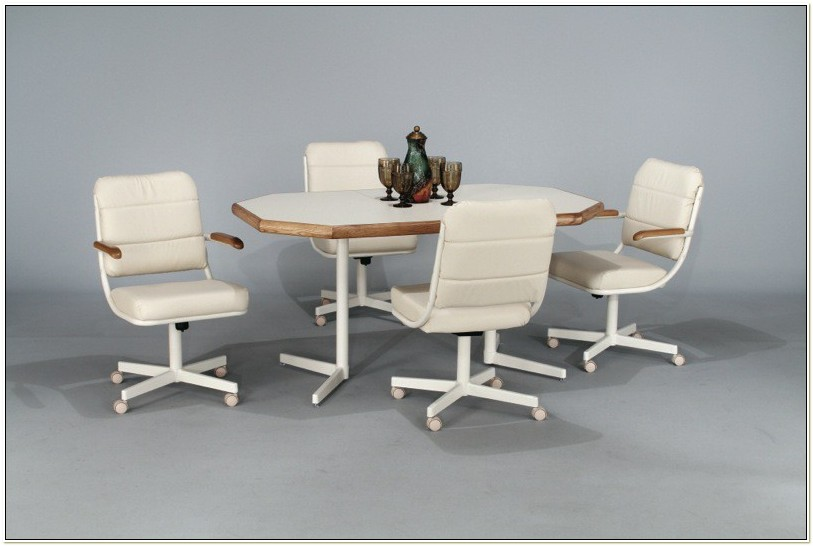 Dinette Chairs With Wheels