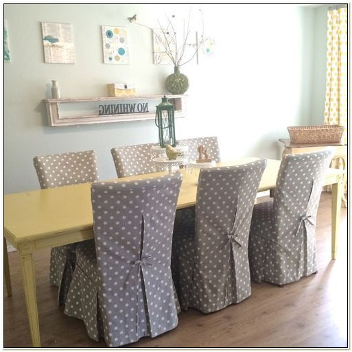 Dining Room Chair Covers Shabby Chic