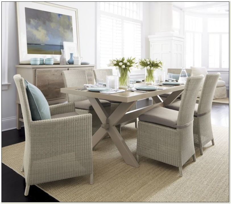 Dining Room Chair Cushions Crate And Barrel
