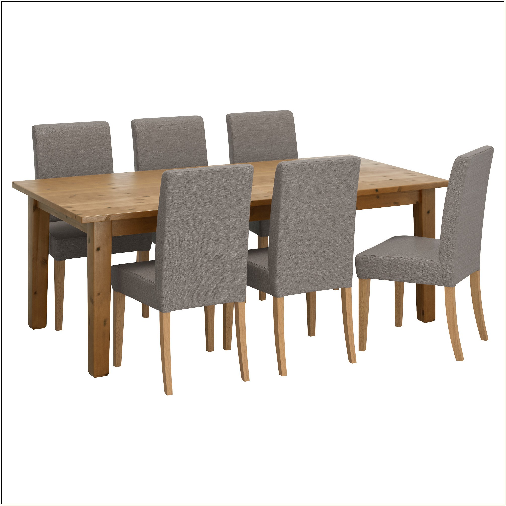 Dining Room Table And 6 Chairs Ikea