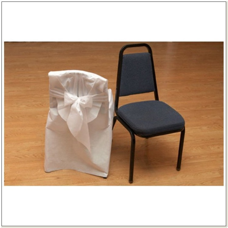 Disposable Chair Covers For Banquet Chairs