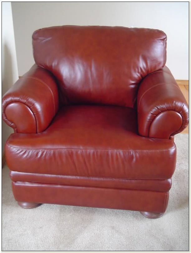 Divani Chateau Dax Leather Chair