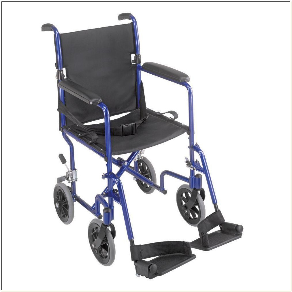 Dmi Ultra Lightweight Transport Chair
