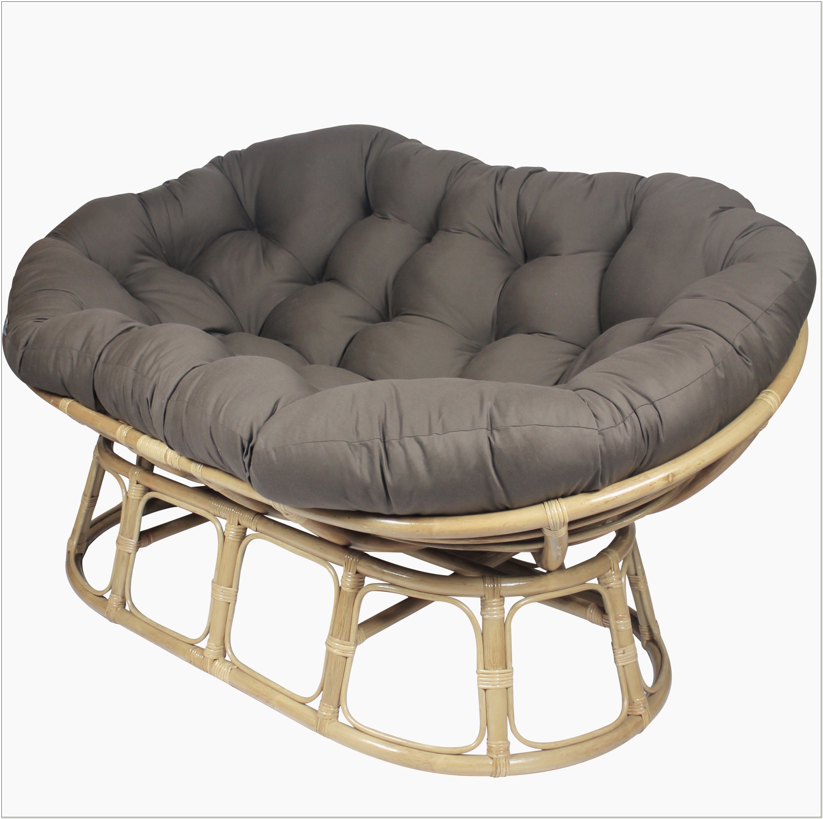 Double Papasan Chair Metal Frame