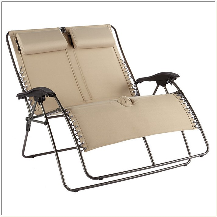Double Zero Gravity Lounge Chair