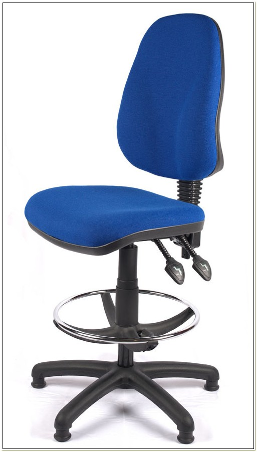 Draftsman Chair With Wheels