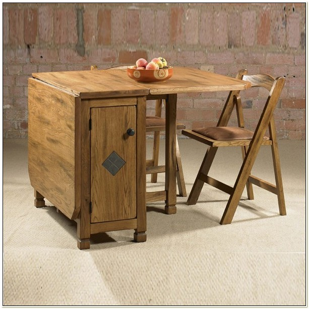 Drop Leaf Table Set Ikea