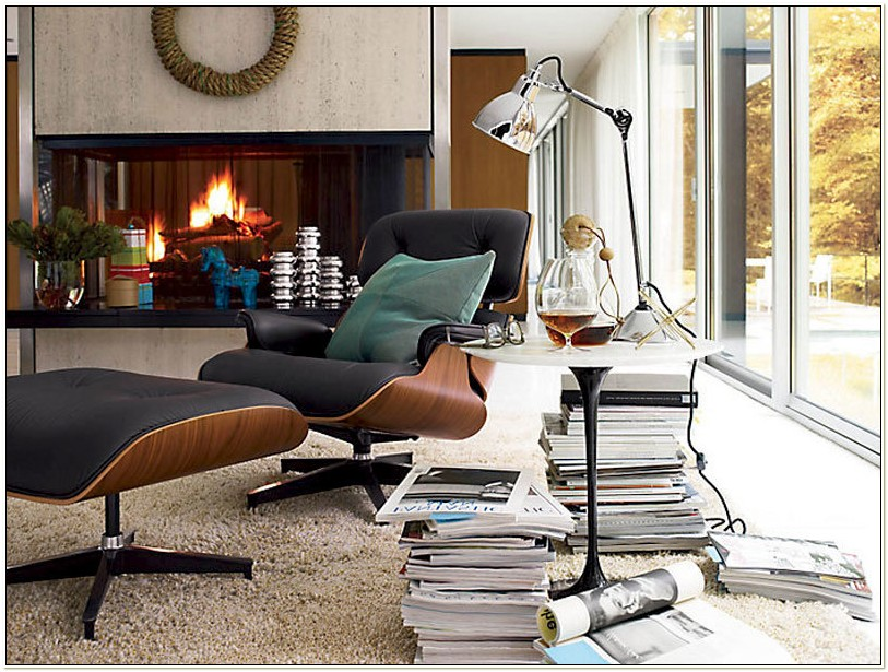 Dwr Eames Lounge Chair