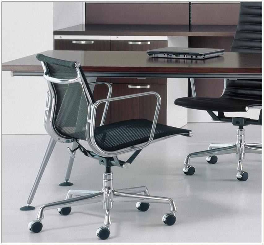 Eames Aluminum Management Chair Mesh