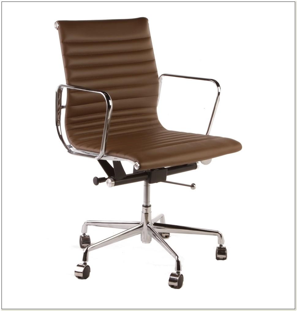 Eames Aluminum Management Chair Replica