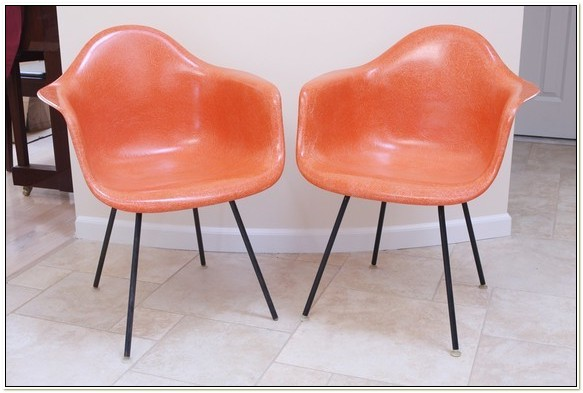 Eames Chair Herman Miller Vintage