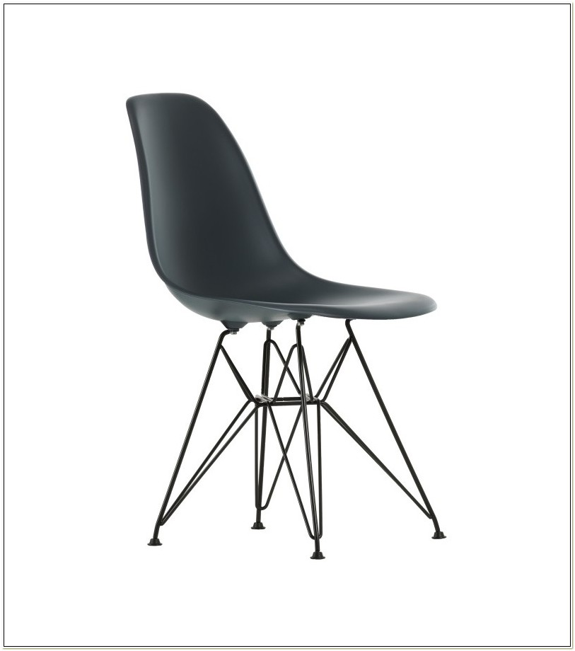 Eames Dsr Plastic Side Chair
