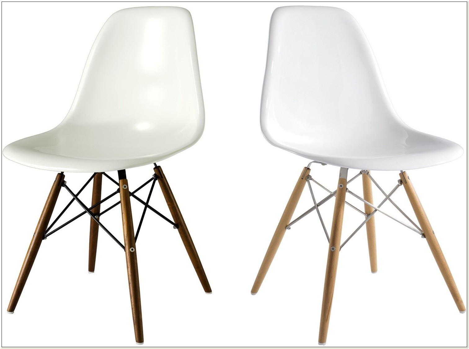 Eames Fiberglass Shell Chair Replica