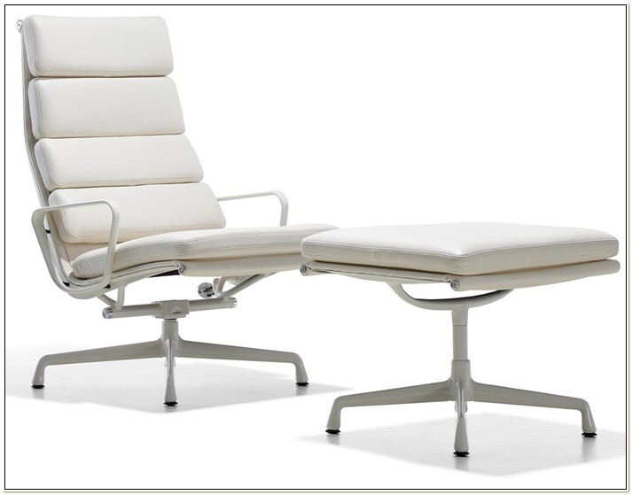 Eames Herman Miller Soft Pad Lounge Chair