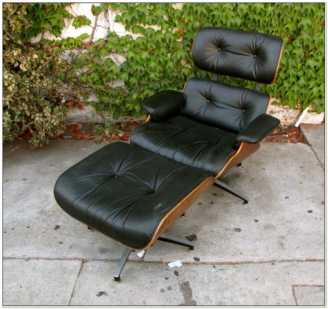 Eames Lounge Chair And Ottoman Craigslist