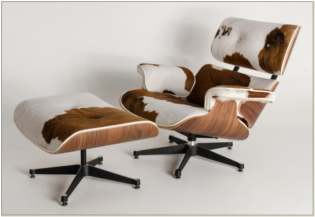 Eames Lounge Chair Ottoman Ebay