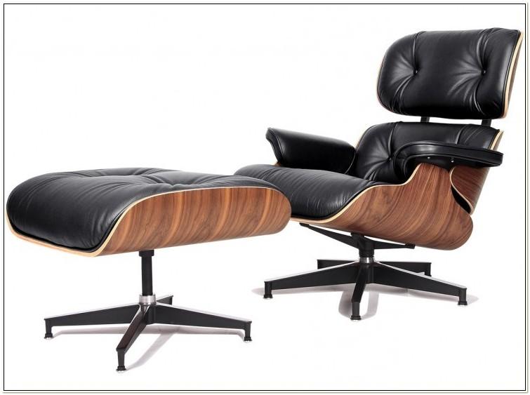 Eames Lounge Chair Ottoman Replica