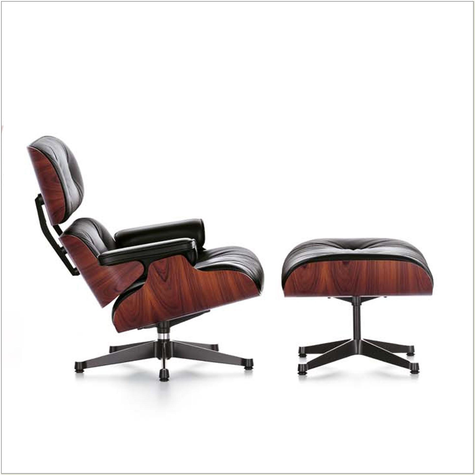 Eames Lounge Chair Ottoman Vitra
