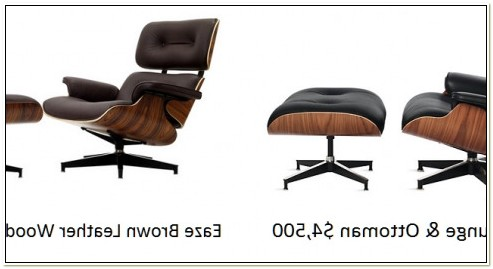 Eames Lounge Chair Replica Vs Real