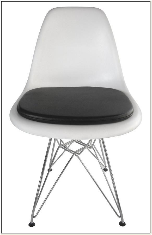 Eames Molded Plastic Chair Cushion