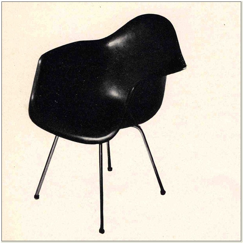 Eames Molded Plastic Chair History