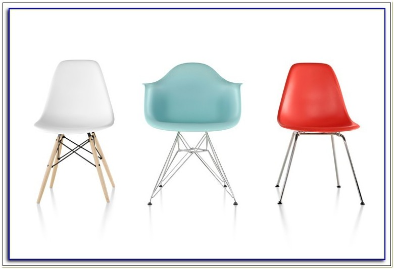 Eames Molded Plastic Chair Replacement Feet