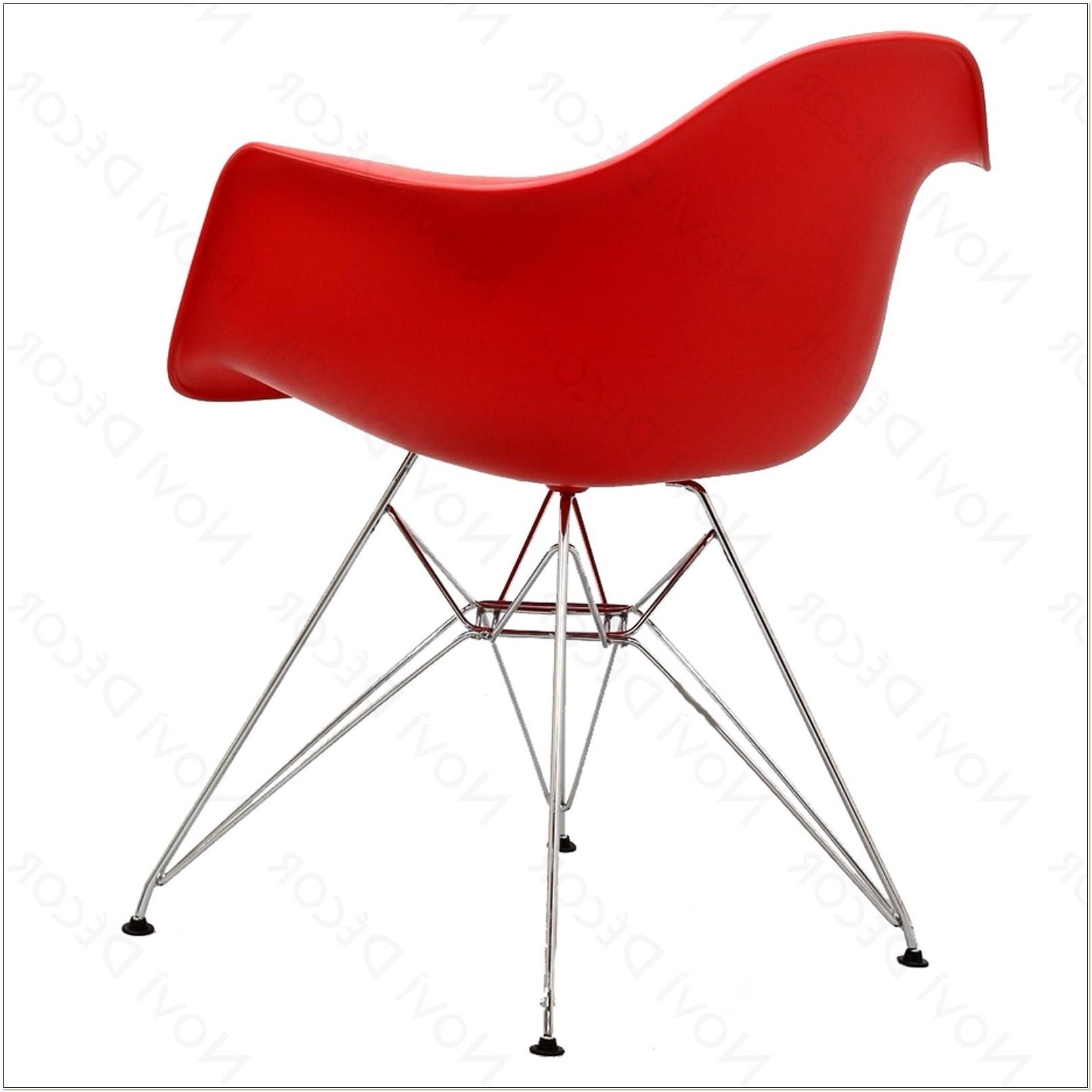 Eames Molded Plastic Chair Replica Canada