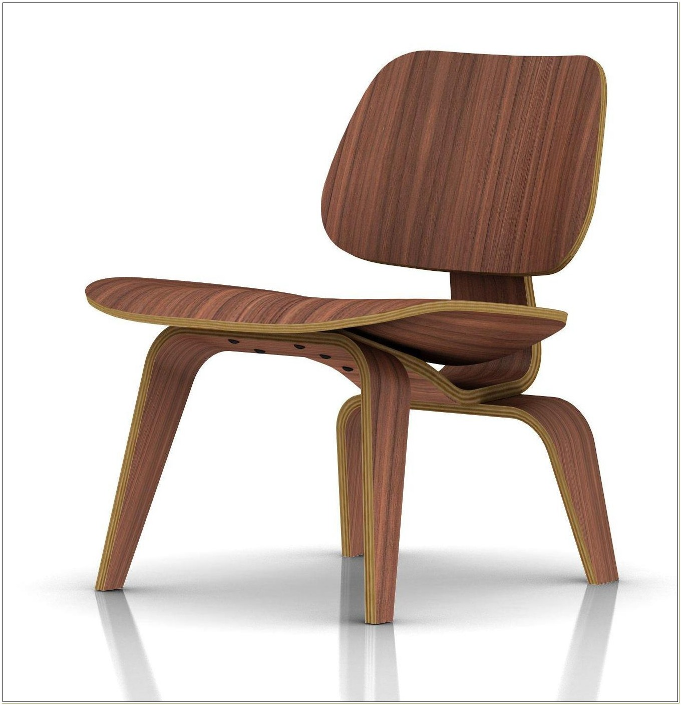 Eames Molded Plywood Chair History