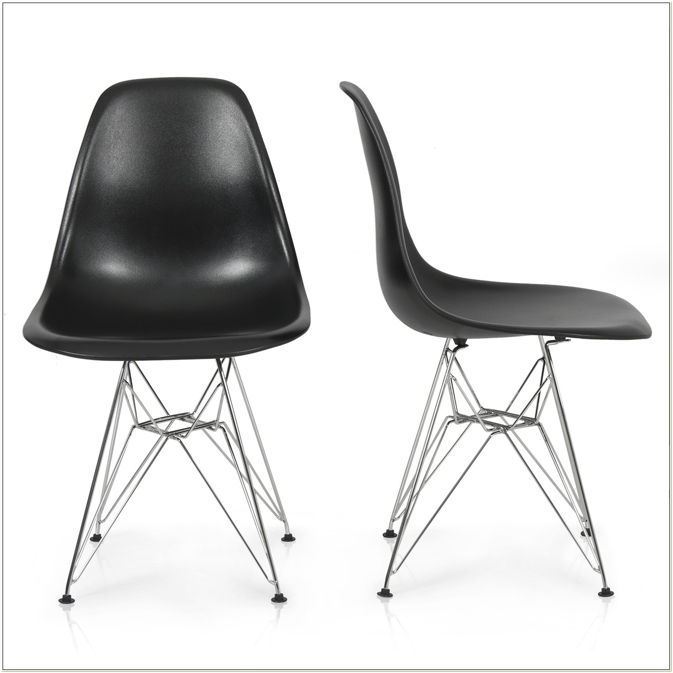 Eames Molded Plywood Lounge Chair Ebay