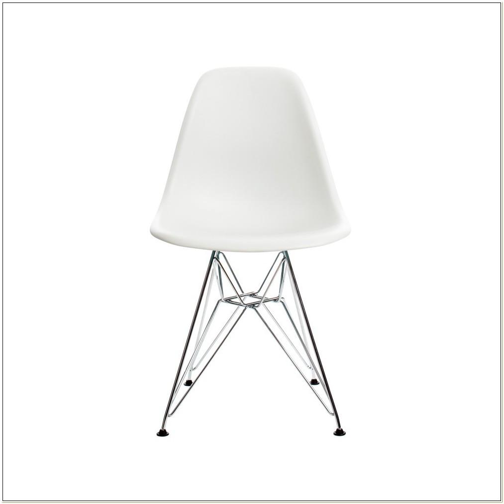 Eames Plastic Side Chair Dsr Pris