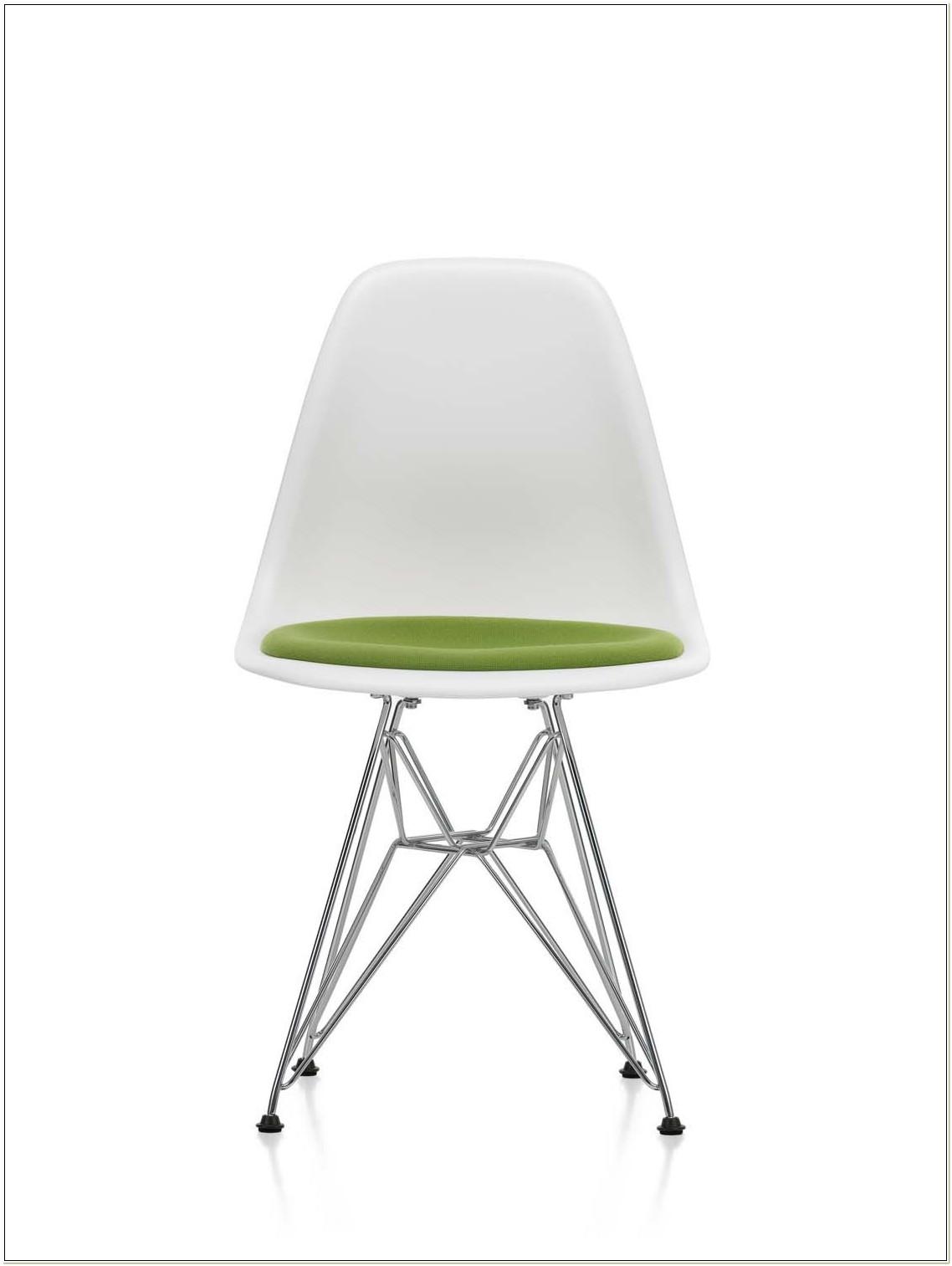 Eames Plastic Side Chair Dsr