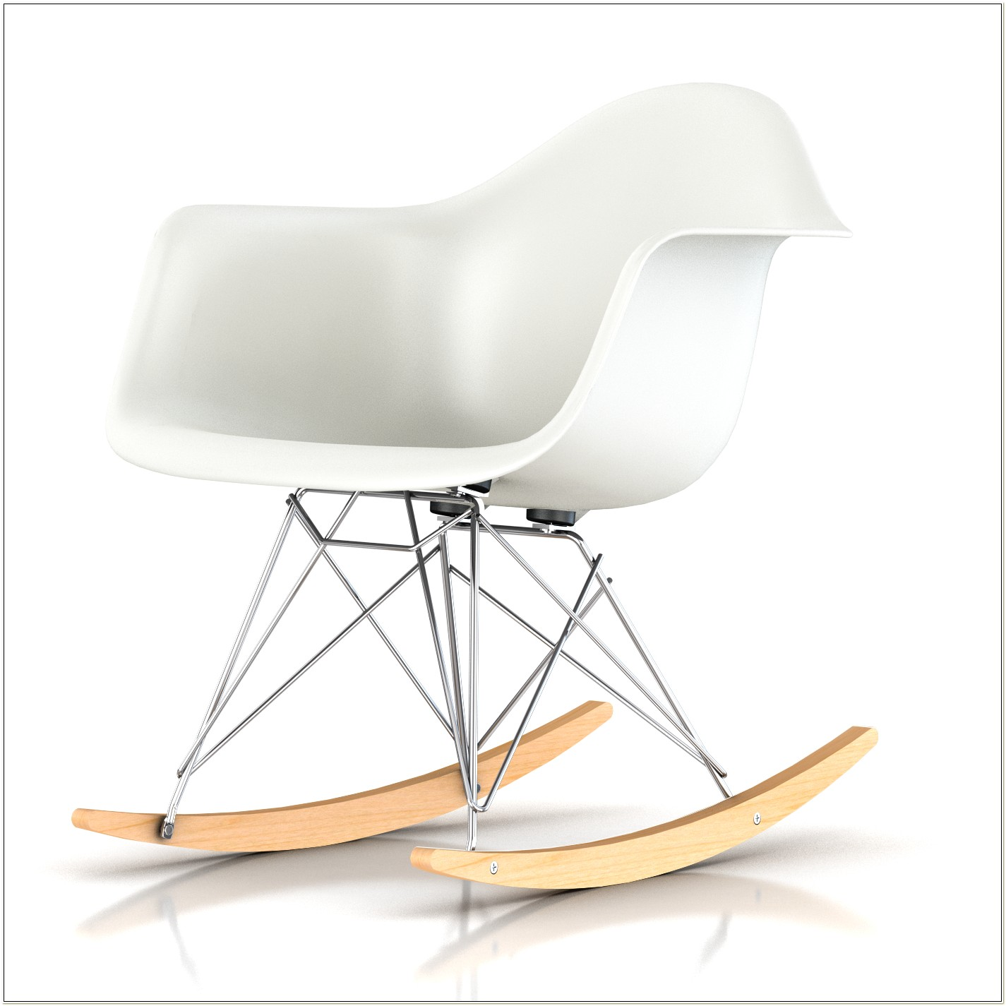 Eames Rocking Chair Herman Miller