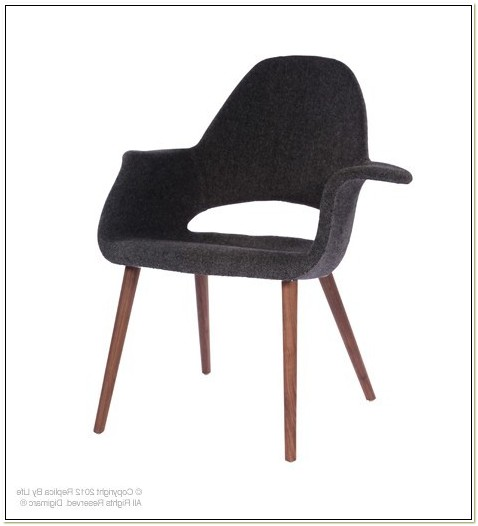 Eames Saarinen Replica Organic Chair Perth