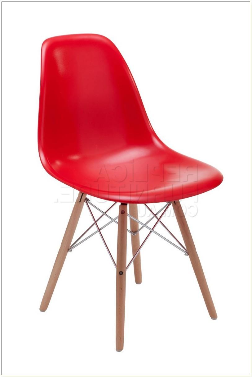 Eames Shell Chair Replica
