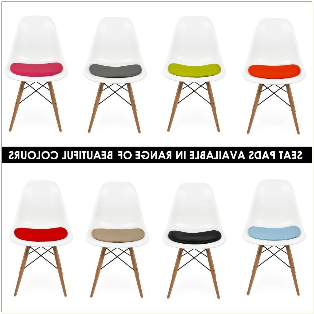 Eames Side Chair Seat Cushion