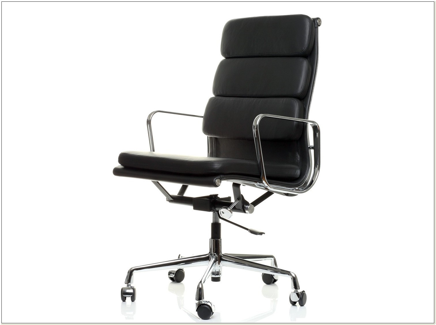 Eames Soft Pad Lounge Chair Replica